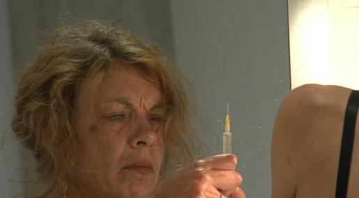 Heroin clinics improve addicts' lives