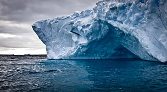Warm sea currents caused the melting of Greenland's ice