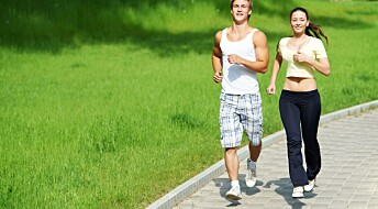 Jogging adds five years to your life
