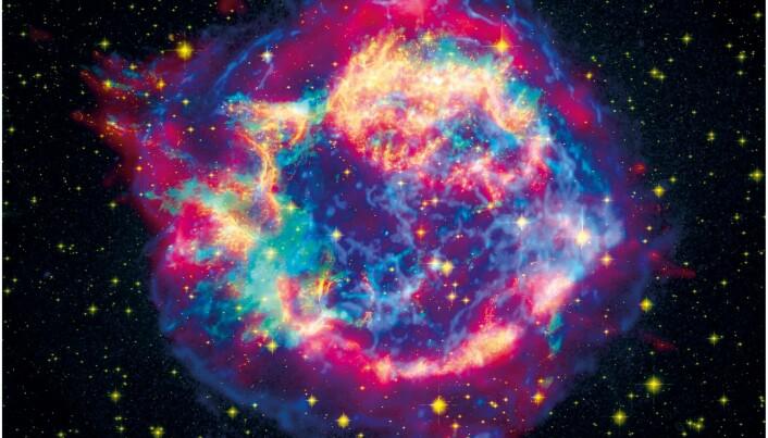 Oslo-experiment may explain massive star explosions