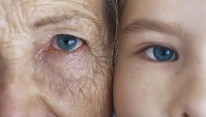 We lose control of our DNA at age 55