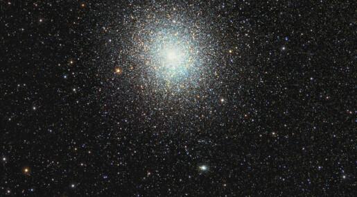 Stars in globular clusters form communities