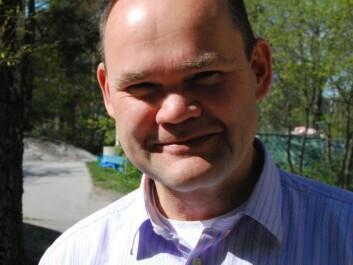 Knut Sturidsson (Photo: Hanne Jakobsen)