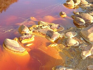 In the Rio Tinto river in Spain, crystals form naturally in the water. Now scientists understand this process.