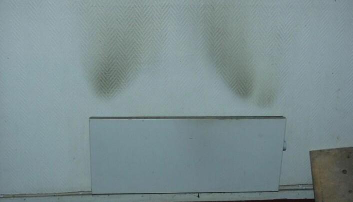 The culprit behind black dust?