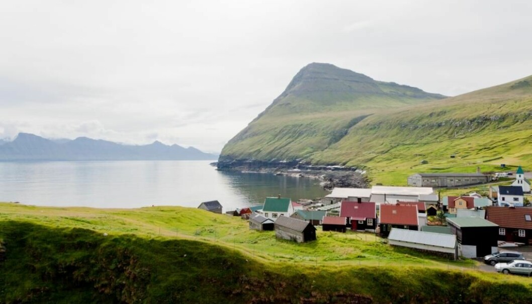 The Faroe Islands are an exciting and challenging tourist destination. But the Faroese population is also unique because of the people's homogeny and their long, documented genetic history. This background will now be used to sequence the genome of the entire population. (Photo: Colourbox)