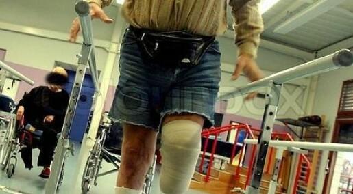 Phantom limb pains are permanent