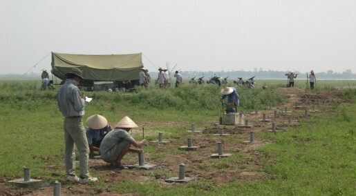 Research gives clean drinking water for millions of Vietnamese