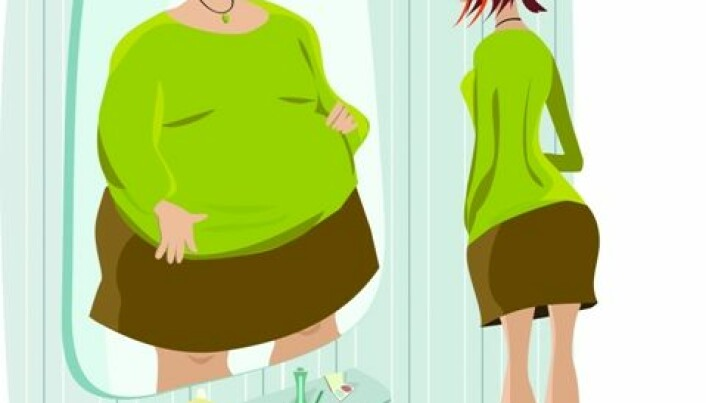 Feeling overweight could make you fat