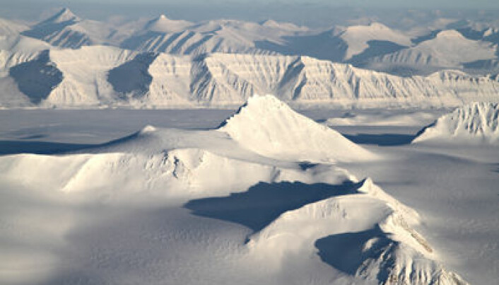Why Svalbard is rising