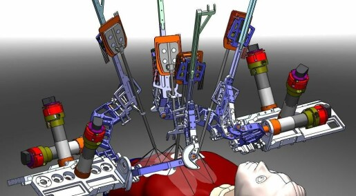 Tomorrow's super surgeon is a robot