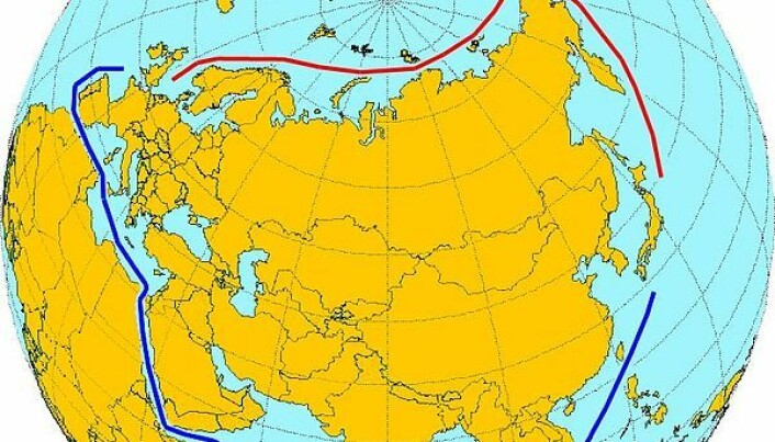 The Arctic Ocean is not an important shipping route – yet