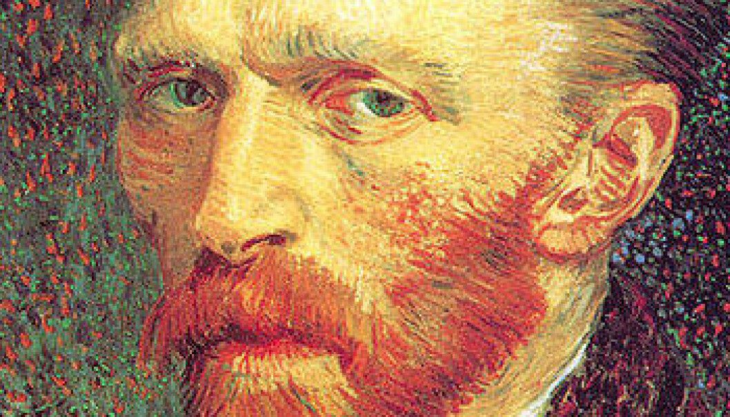 """""""The sadness will last forever"""" were Vincent van Gogh's last words, according to his brother. (Self-Portrait, Spring 1887, Art Institute of Chicago. Wikimedia Commons)"""