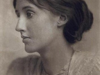 Virginia Woolf in a portrait by George Charles Beresford in 1902. (Photo: Wikimedia commons)
