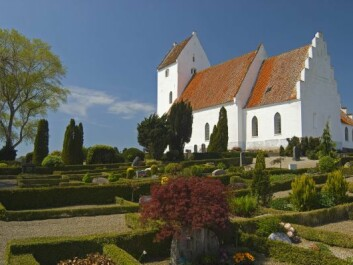 Danes don't go to church as much as Italians. But it appears that Christianity may play a greater part in Danish daily life than it does in Italy. Many Danish traditions, behaviours and institutions have Christian roots. (Photo: Colourbox)