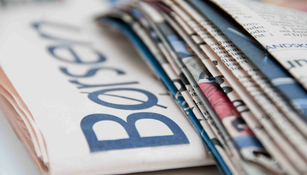 Things aren't going well in the media world. But the typical Northern European newspapers, which are based on a subscription model, are equipped to find a way forward with a smaller business on multiple platforms, argues researcher. (Photo: Colourbox)