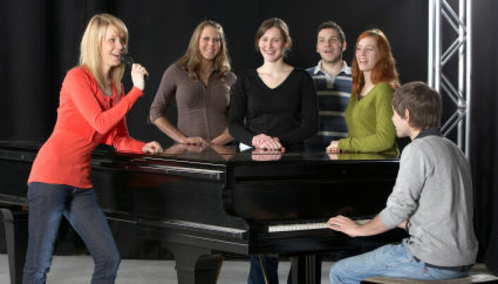 Choir singing improves health and work environment