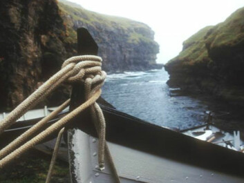 For young Faroese men, owning their own boat used to be the big thing. In the '70s, the boat was replaced by the car as the great prestige symbol. (Private photo)