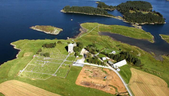 Pre-Viking hotspot on the Norwegian Coast