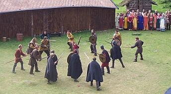 How Vikings killed time