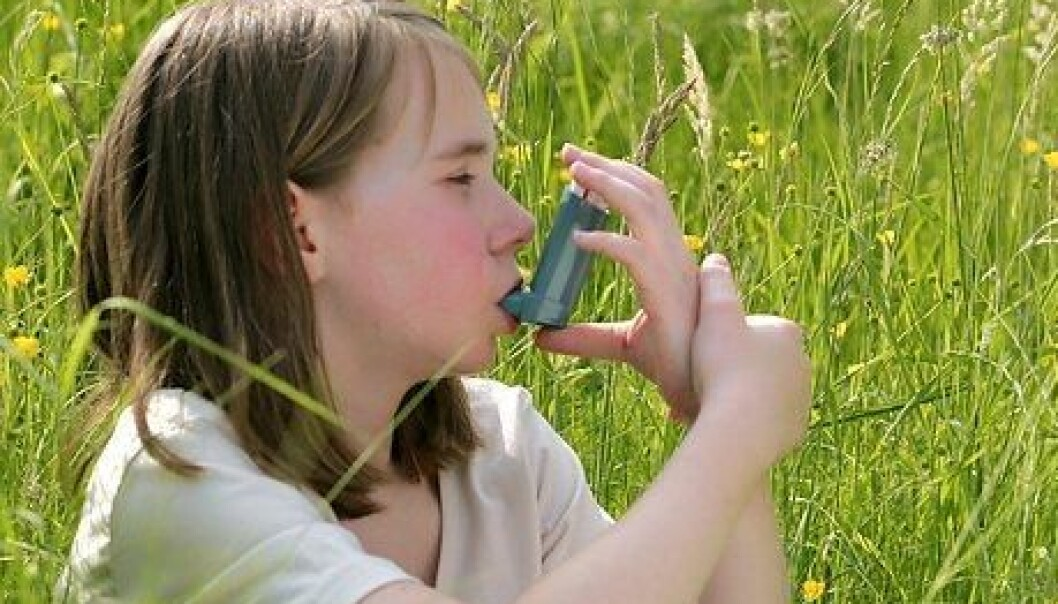 Paracetamol, the popular over-the-counter painkiller and fever reducer, increases the risk of asthma in children, new study shows. (Photo: Colourbox)