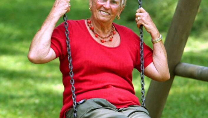 Older people just as happy without children