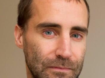 Joachim Ahlberg (Photo: Karin Fjell)