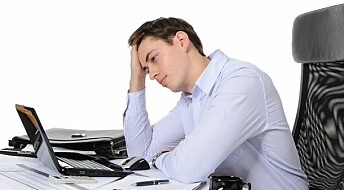 Job strain leads to lethargy
