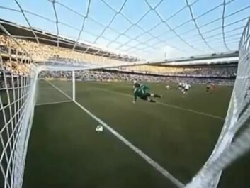 In the 2010 World Cup, England trailed Germany by 2-1. With this goal, they could have made it 2-2. But the goal was not allowed. England ended up losing 4-1, but many players and fans still believe to this day that a correct decision could have significantly changed the final outcome of the match. (Photo: FHtv/Youtube)