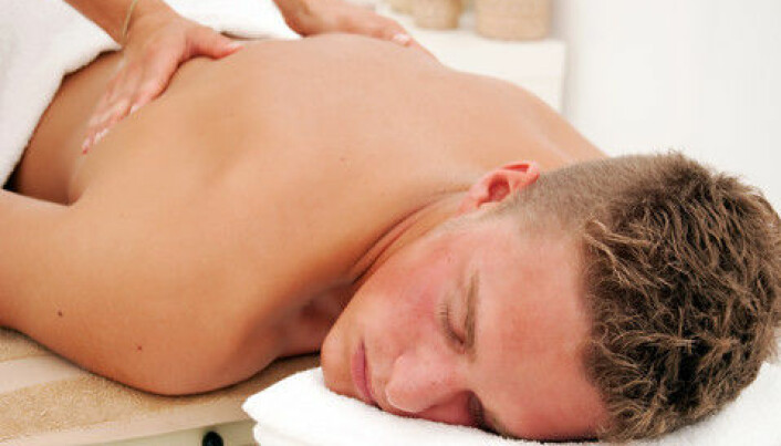 Massages reduce stress and anxiety