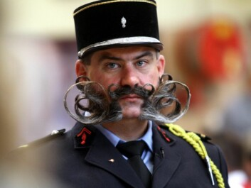 A group of Swedish and Australian researchers set out to study whether moustaches have a tendency to end up on dictators. (Photo: Colourbox)