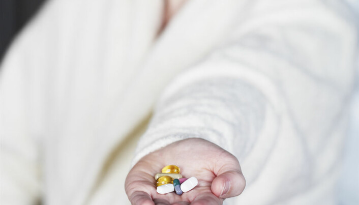 Heavy use of addictive drugs among disabled