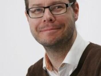 Tobias Bromander. (Photo: LNU)