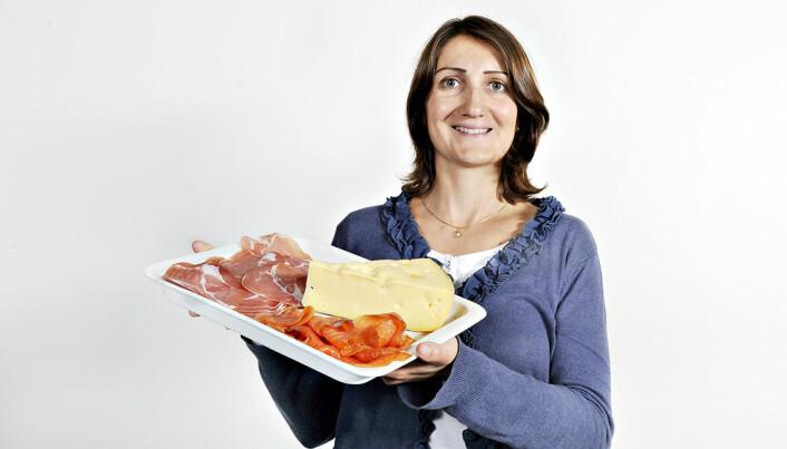 Careful renewal of traditional food