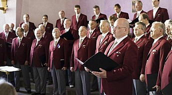 Icelandic men sing for country, camaraderie and self-therapy