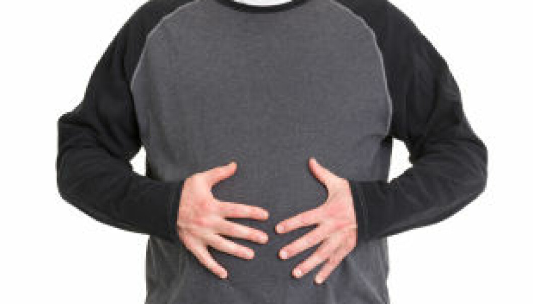 Irritable bowel syndrome is characterized by chronic abdominal pain, discomfort, bloating, and alteration of bowel habits.