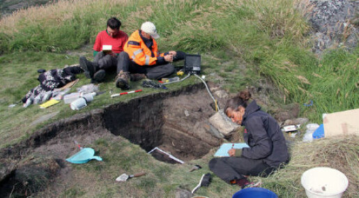 Greenland's cultural heritage threatened by climate change