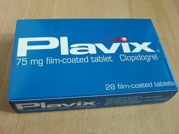 The patent on Plavix expired in 2012, so now other pharmaceutical companies are free to sell their version of the drug, which used to be manufactured by pharmaceutical company Sanofi. (Photo: Trounce)