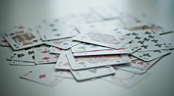 Gamblers get a kick out of making risky decisions