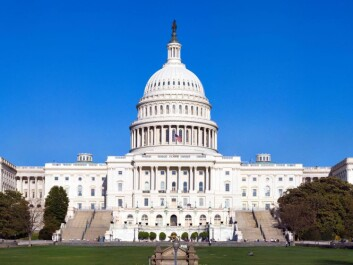 Captiol of the United States is an example of the European love of the classic white marble. (Photo: noclip)
