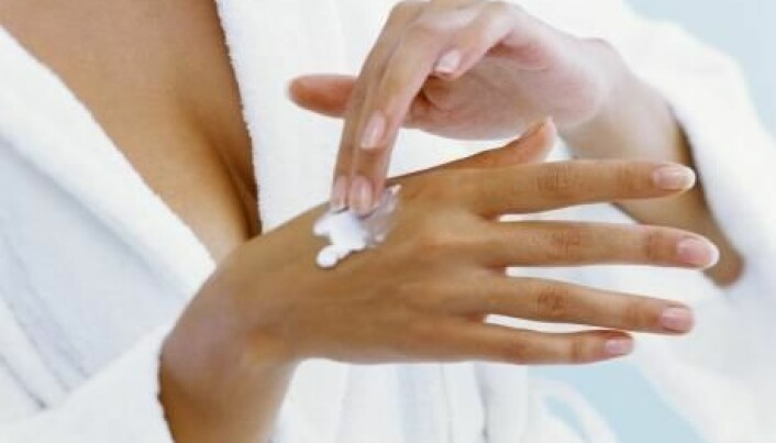 Liposomes in skin creams don't work