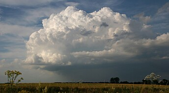 Thunderclouds challenge laws of nature