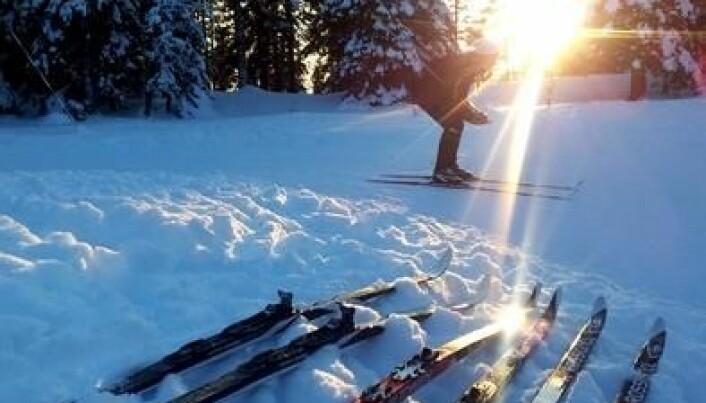 On the ski trail of success or failure