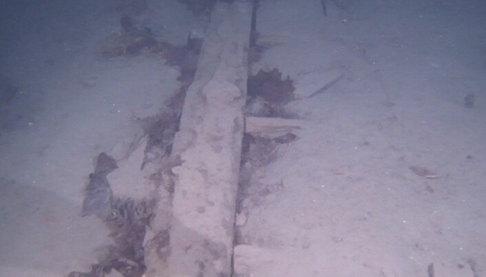Locating shipwrecks along the Norwegian coast