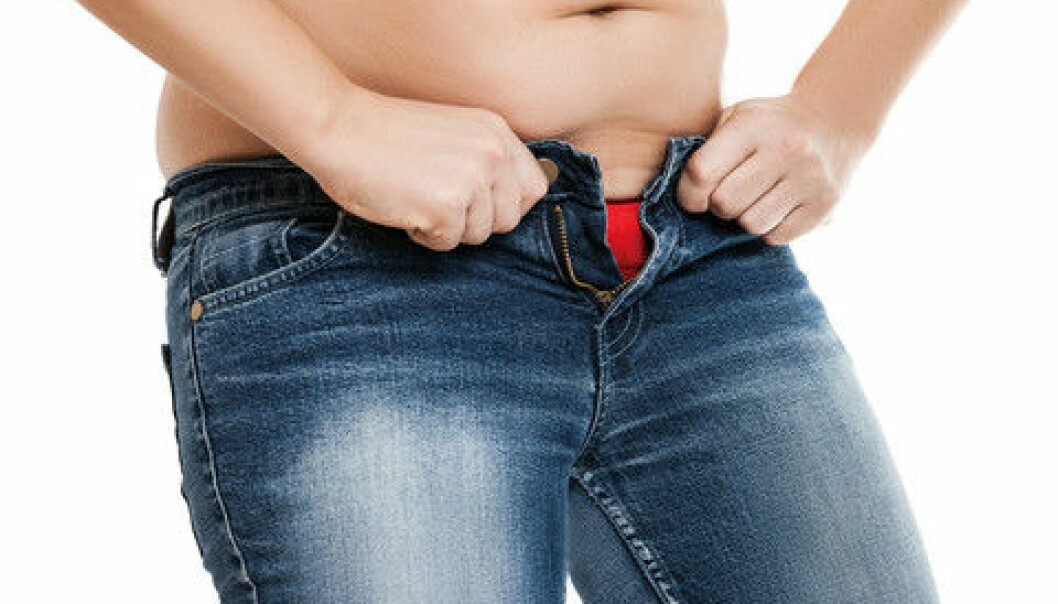 Danish researchers may have discovered a new cause of type 2 diabetes and obesity. (Photo: Colourbox)