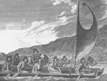 Polynesian tribes exchanged gifts to form alliances and friendships. (Illustration: John Webber)