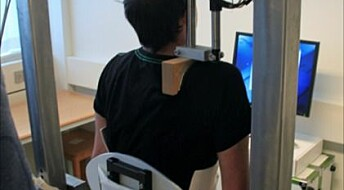 Scientists zoom in on neck and shoulder pain
