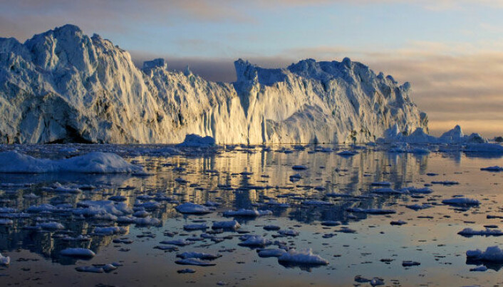 Greenland meltdown could slow down