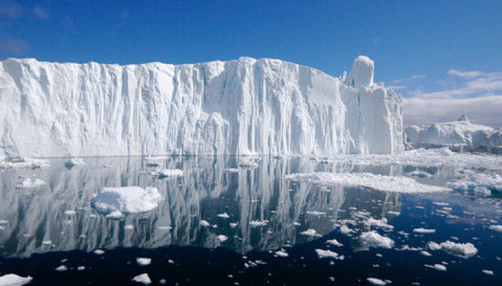 Surprisingly few major Ice Ages in southwest Greenland