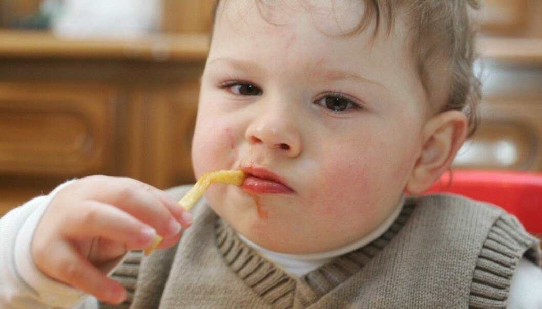 Swedish kids in a major European study of obesity were not representative of the country's population. (Photo: Colourbox)